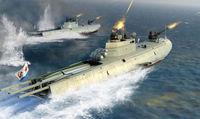 Trumpeter 63503 1/35 Scale Soviet Navy G 5 Class Motor Torpedo Boat Static Model