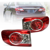 Passenger Side Red Rear Tail Light Brake Lamp Rear brake light Rear warning lamp for Toyota Corolla 2011 2012 2013 TO2804111