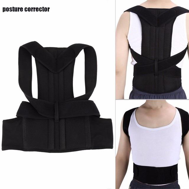 XXXL Posture Corrector Back Support Belt Orthopedic Posture Corset Back Brace Support Back Straightener Adjustable Shoulder Wrap 2
