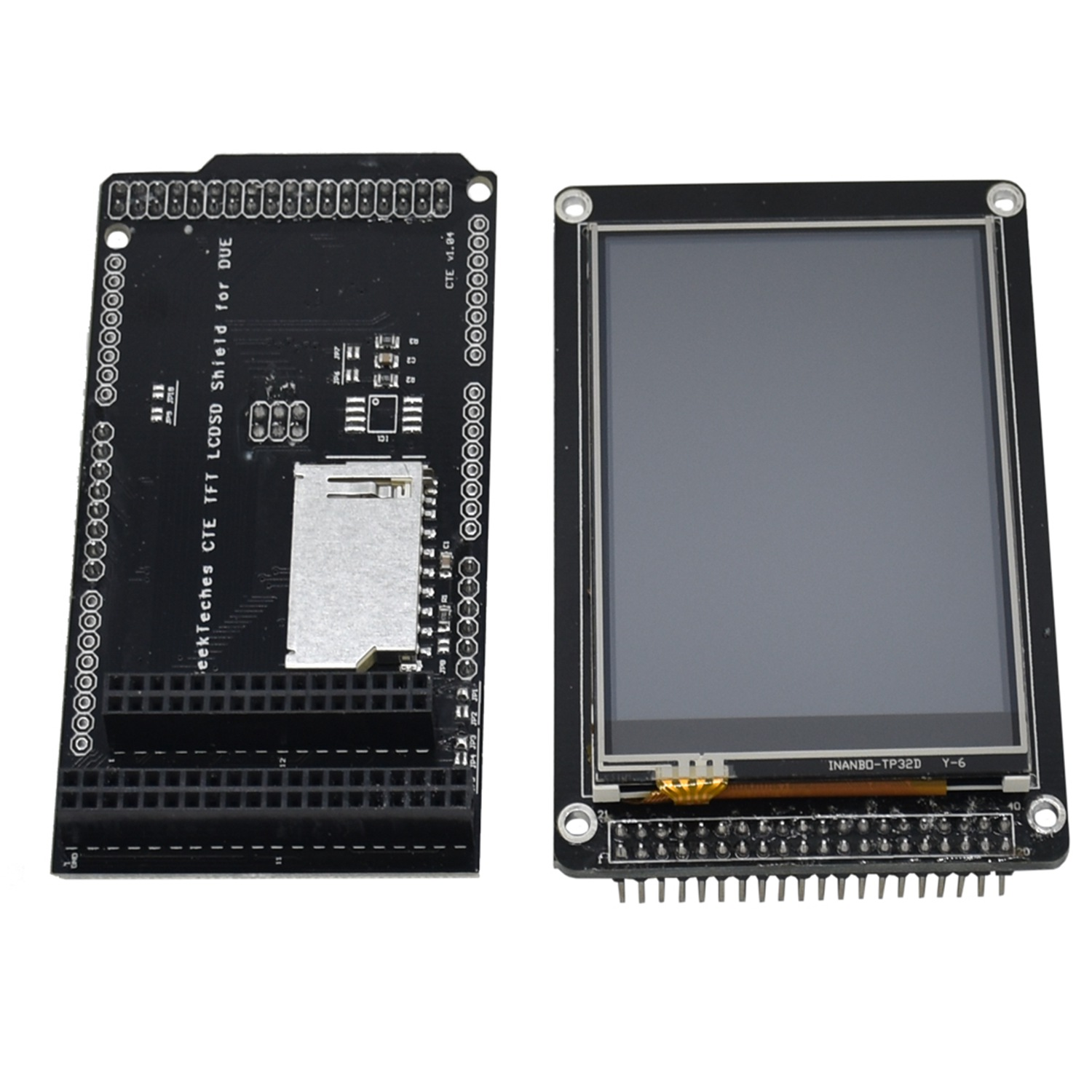 3.2 inch Tft Lcd Display + Tft/Sd Shield For Arduino Mega 2560 Lcd Module Sd Level Translation 2.8 3.2 Due3.2 inch Tft Lcd Display + Tft/Sd Shield For Arduino Mega 2560 Lcd Module Sd Level Translation 2.8 3.2 Due