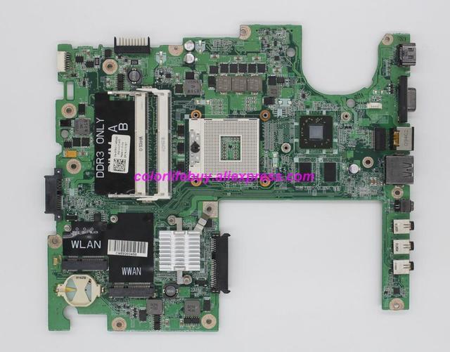 Genuino CN 0TR557 0TR557 TR557 DA0FM9MB8D1 HD4570 tarjeta de vídeo placa base portátil para Dell Studio 1557 Notebook PC