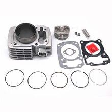 65.5mm Motorcycle Cylinder Kit Aluminium For Honda XR150 CBF150 Upgrade 200cc Modified Direct Replacement цена в Москве и Питере