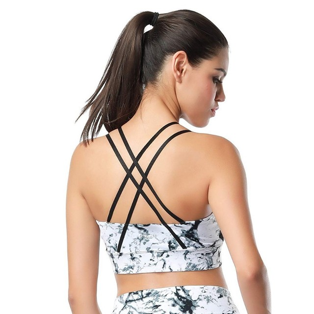 Vector Wire free Sports Bra