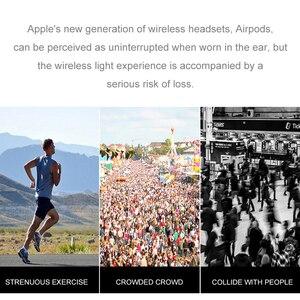 Image 2 - Силиконовый мягкий чехол для Airpods, противоударный защитный чехол для наушников Air Pods, водонепроницаемый чехол для iphone 7 8, аксессуары для гарнитуры