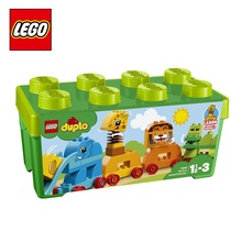 Конструктор LEGO DUPLO My First 10863 Мой первый парад животных