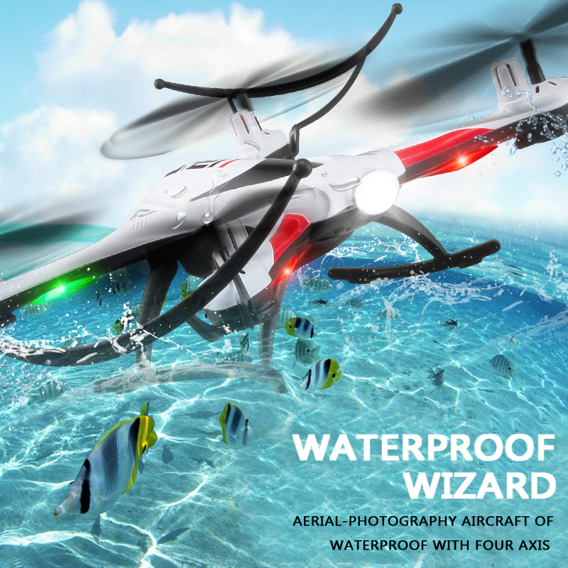 Jjrc H31 квадрокоптер дрон Quadcopter квадрокоптер с камерой Водонепроницаемый Drone квадракоптер 2.4 г 6 оси Квадрокоптер с гироскопом Вертолет Дрон с ...