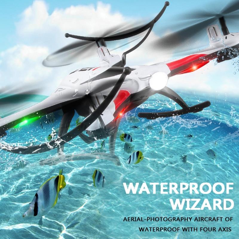 JJRC H31 Quadcopter veekindel Drone 2.4G 6-teljeline Quadrocopter koos Gyro RC helikopteriga Dron Helicoptero