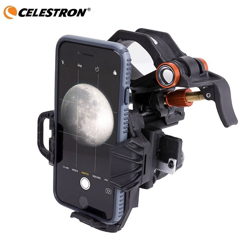 Celestron NexYZ 3 Axis Universal Smartphone Adapter Mobile Cell Phone Mount Astronomical Telescope Binoculars Spotting Scopes