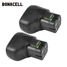 Bonacell High Quality 7.2V 1500mAh NI-MH Replacement Battery Pack For Dremel 757-01 7700-01 7700-02 L10