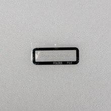الكتف صغيرة الخارجي ل فيتر الخارجي زجاج الشاشة إصلاح الجزء لكانون EOS 1D X 1DX DS12630 SLR