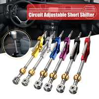 Circuit Adjustable Extender Pro Circuit Shifter Short Shifter Stainless 6Color for Honda for Civic Integra CRX B16 B18 B20 D16