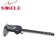 0-150mm Tube Thickness Digital Vernier Caliper r IP54 Waterproof High-Accuracy Micrometer  Free Shipping