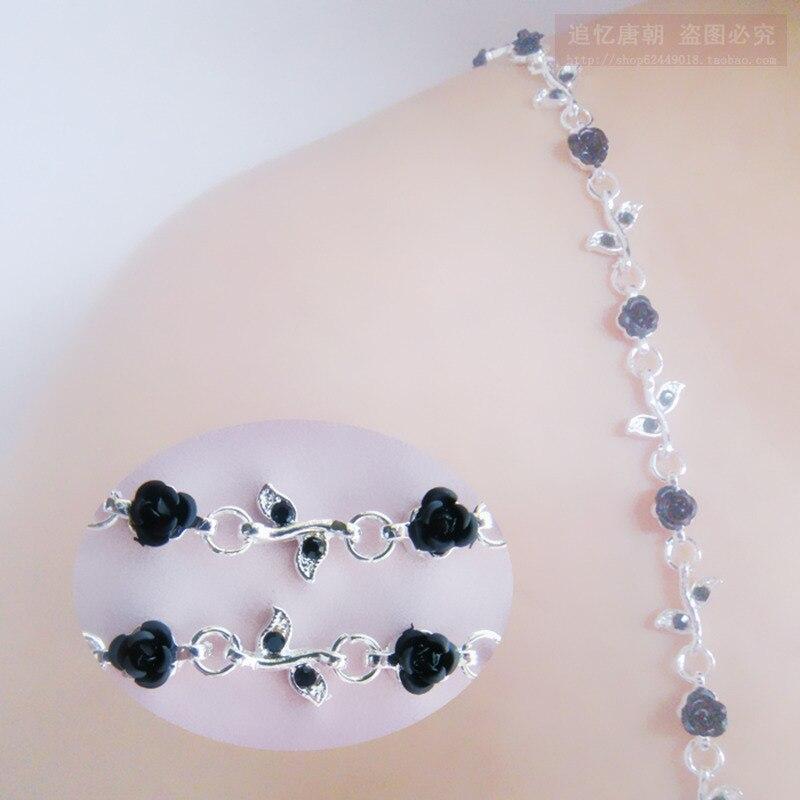 0b258d9f8a The roses bra straps Adjustable Rows Crystal Diamante Rhinestone Bra  Shoulder Straps Belt accessories