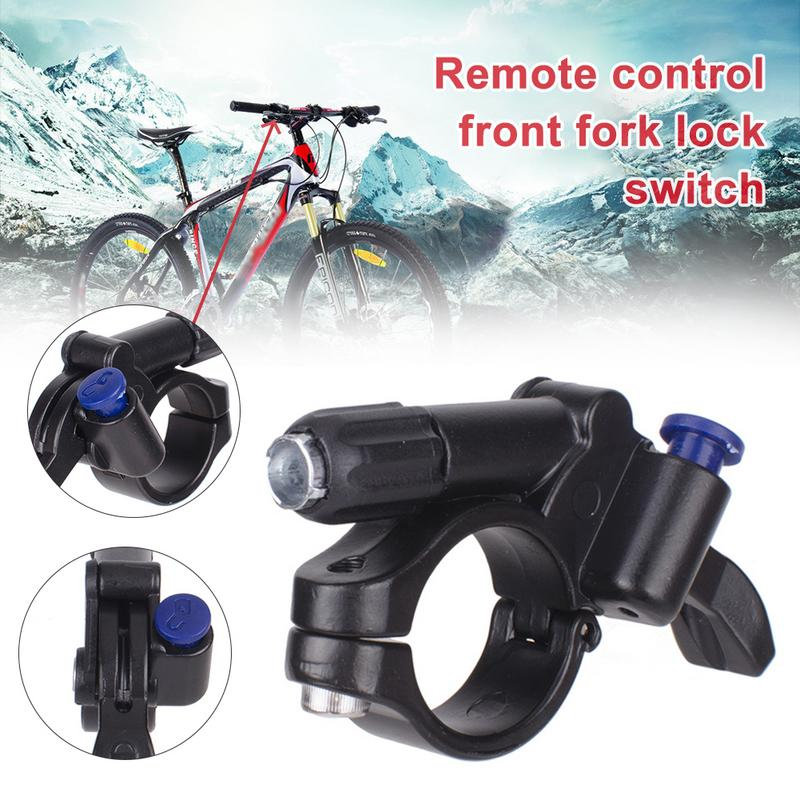 Fork Lockout Lever Suspension Accessories Mountain Remote Control Switch