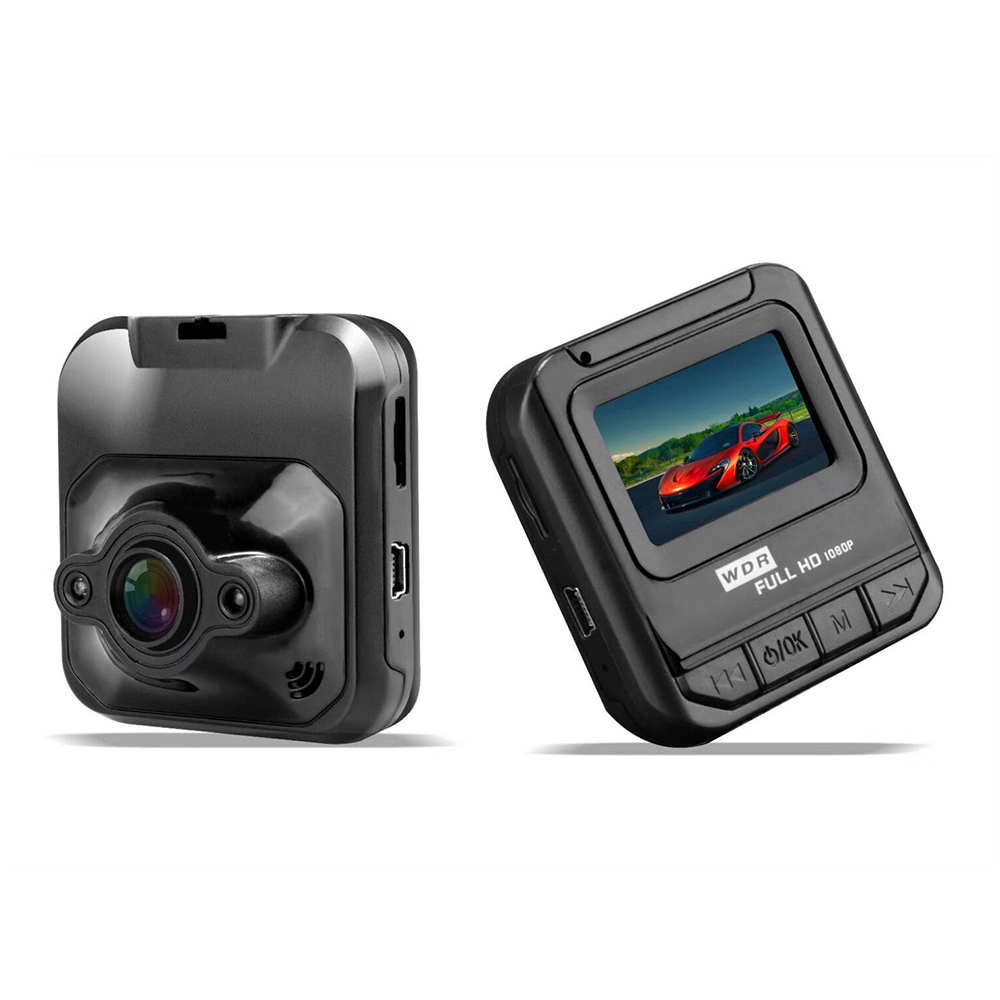 KKMOON Registrator-Camera Dash-Cam Mini Car-Dvr Recording Lcd-Screen Auto-Video-Recorder