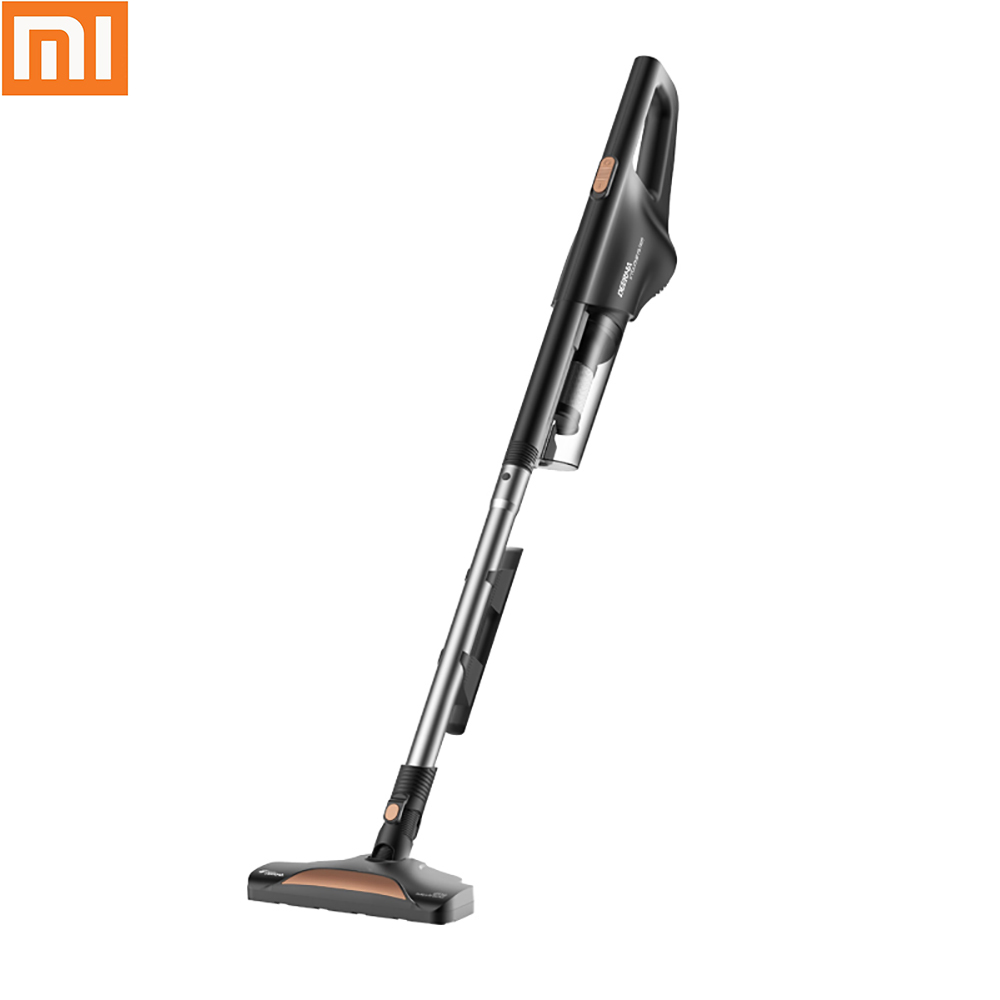 New Xiaomi Deerma 600W Household Vacuum Cleaner Vertical Silent Vacuum Cleaner Strong Suction Home Aspirator Dust Collector