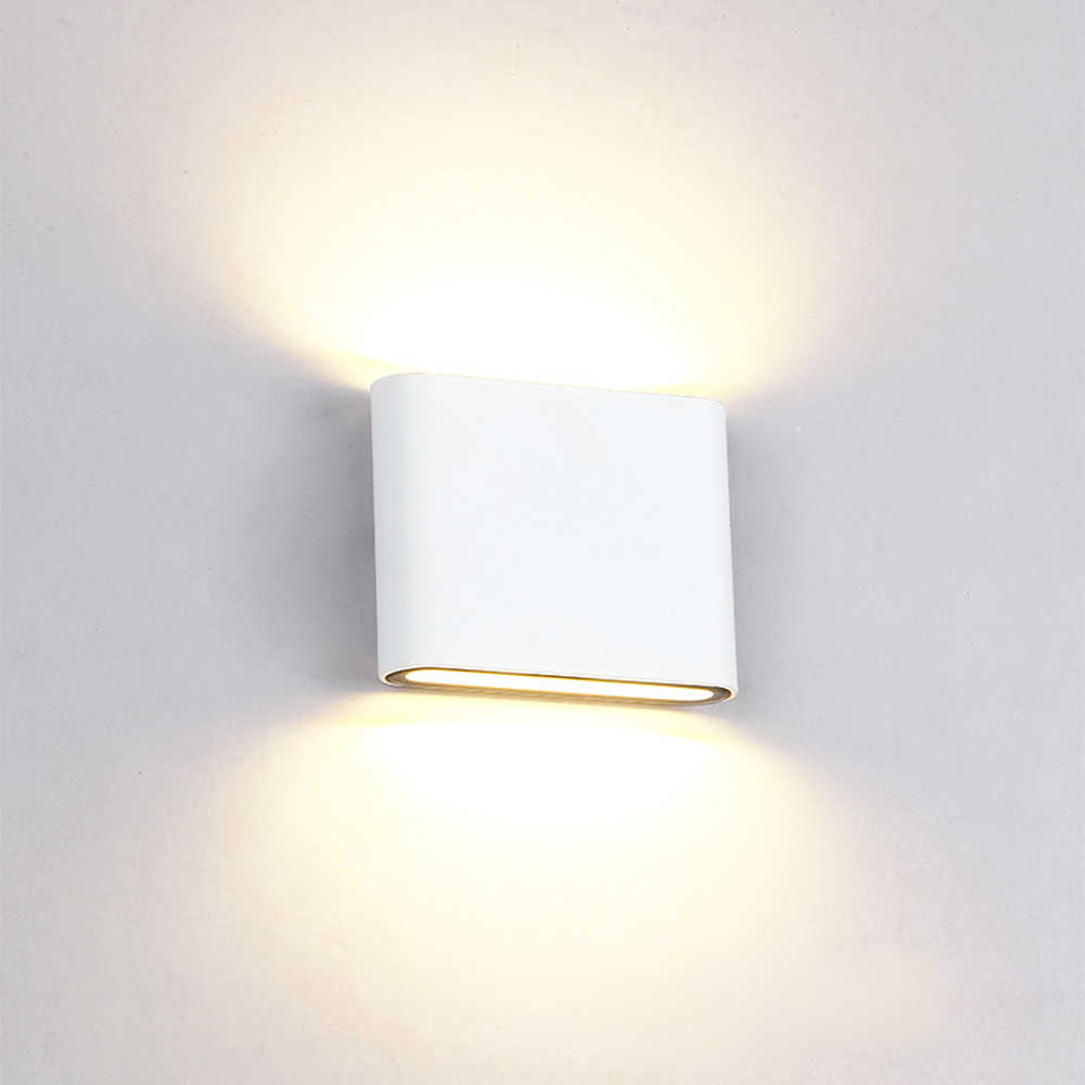 promo code 6a759 0bbd2 Excelvan 6W LED Wall Lights Up Down Wall Lamp 480LM Interior Indoor  Lighting for Hallway Living Room Bedroom Corridor Decoration
