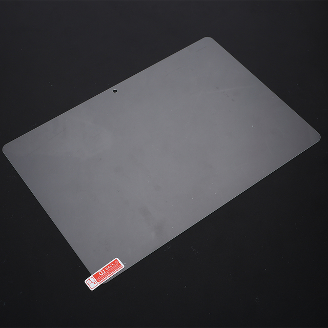 "10"" 9H Tablet Screen Protector PC Tempered Glass For Huawei MediaPad Notebook Laptop Film Anti-Dirt Dustproof Protector Cover"