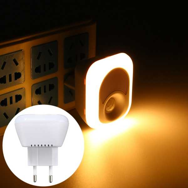 Настенный светильник AC 220 В ночник с датчиком движения PIR инфракрасный активированный 26 светодиодный настенный аварийный лампа для прихожей спальни дома