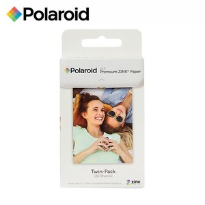 Image 4 - ポラロイドインスタックス 2 × 3 インチプレミアムジンクフィルム写真用紙ツインパック用 20/50 枚スナップタッチZ2300 socialmaticインスタントプリンタ