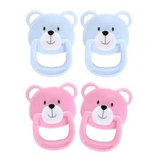 Reborn Doll Accessories Magnetic Pacifier Soother Baby Pacifier  Rebirth Doll Accessories Magnetic Nipple For Doll Toy Pacifier