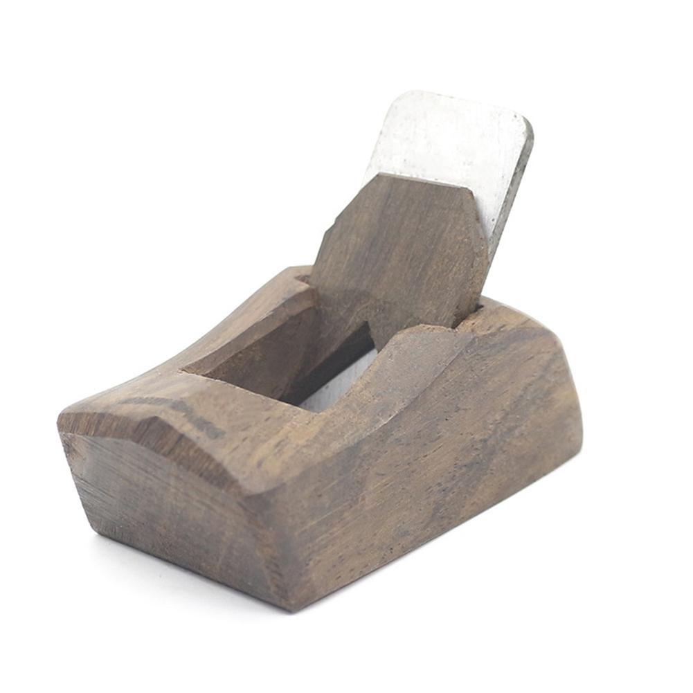 Hand Hobel 70mm Hand Hobel Carpenter Ebenholz Holzbearbeitung Trimmen Hobeln Werkzeug Für die Herstellung Holz Schärfen