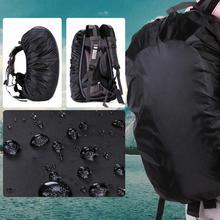 Mount Chain 35-70L открытый рюкзак мешок пыли дождевик Переносной Водонепроницаемый Анти-слеза рюкзак с УФ-защитой чехол для кемпинга Пешие прогулки