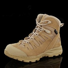 71f98066003 Outdoor children tactical boots military army shoes black breathable ...