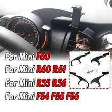 360 ° Мини-Кронштейн Автомобильный держатель мобильного телефона Авто Руль задний телефон крепление для MINI Cooper R60 R61 R55 R56 F54 F55 F56 F60