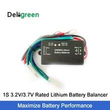 QNBBM активное устройство балансировки аккумуляторов для li-Ion li-po Lifepo4 lto 18650 DIY батареи с Светодиодный индикатор