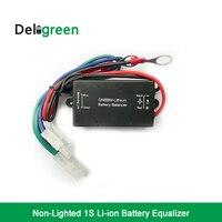1pcs QNBBM 1S Battery Equalizer Single Cell Lithium LiFePO4 Li ion 18650DIY Battery Balancer BMS LIFEPO4 /Polymer LTO Pack