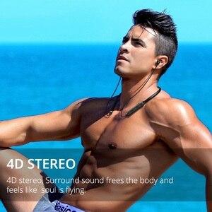Image 2 - Eardeco 4D Stereo Draadloze Hoofdtelefoon Sterke Bass Bluetooth Oortelefoon Hoofdtelefoon Noise Oordopjes Draadloze Koptelefoon Headset Met Microfoon