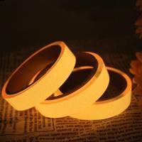 Светоотражающий светящийся клейкие ленты самоклеющиеся Стикеры съемный светящаяся лента Флуоресцентные светящиеся темно поразительный П...