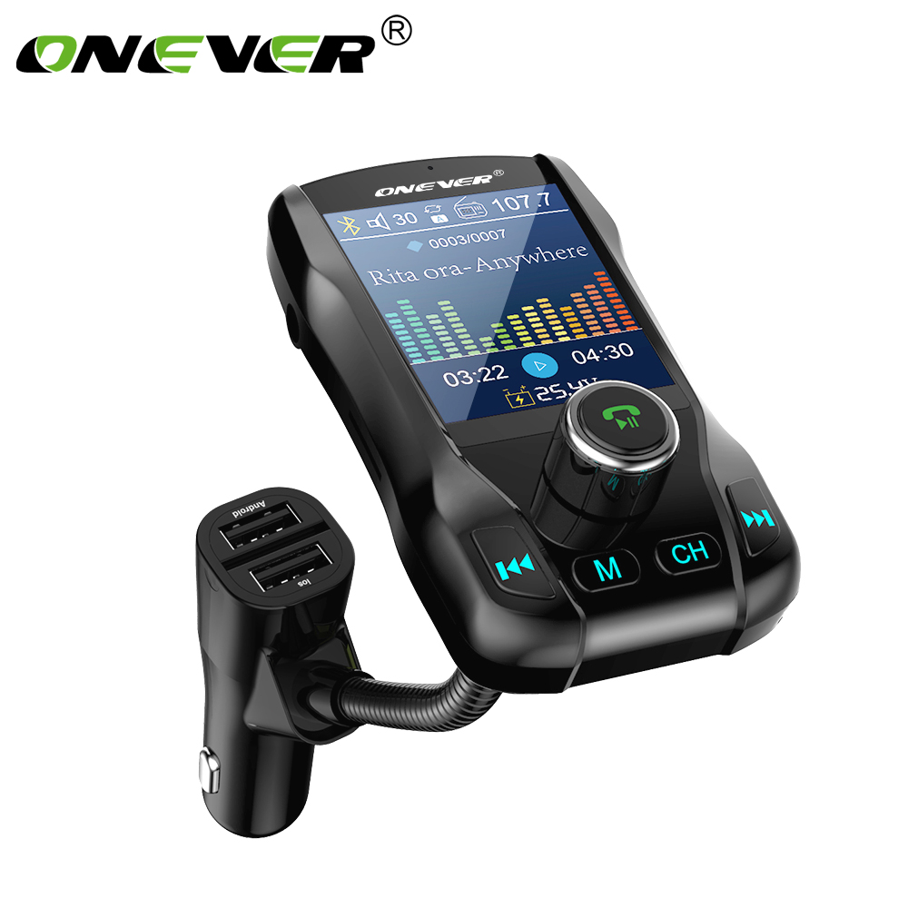 Car MP3 with FM Transmitter for Car Bluetooth V3.0 with EDR in-Car FM Transmitter Radio with Multiple Safety Protection magnetic attraction bluetooth earphone headset waterproof sports 4.2