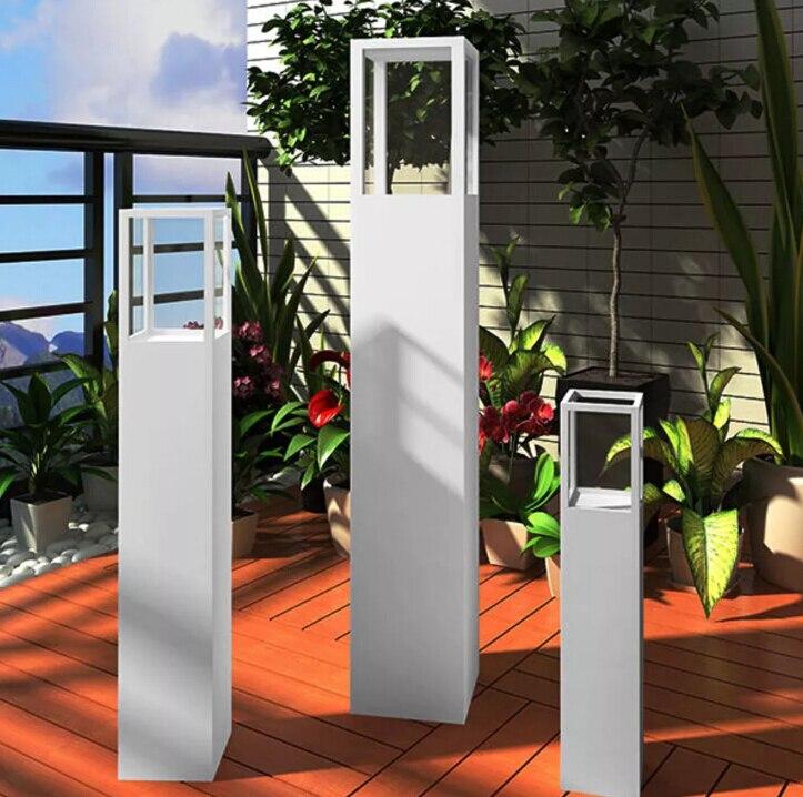 VidaXL 3 Size Candle Lantern Column Holder Fashion Candlesticks Decorative Candle Stand Light Holder Candlesticks Home Decor