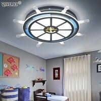 Child room Acrylic Led Ceiling Lamp for Children Bedroom Ceiling led Lights Kitchen Restaurant Hallway Lighting