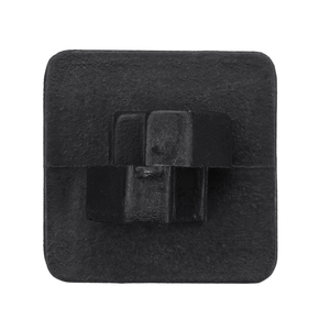 Image 4 - Black Bonnet Hood Prop Support Rod Clamp Clip Kit for Kia for Hyundai 81174 21010 / 8117421010
