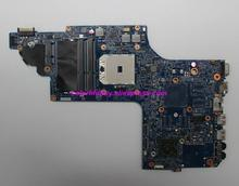 Genuine 682180-001 DDR3 A70M Laptop Motherboard Mainboard for HP DV6 DV6Z DV6-7000 DV6Z-7000 Series NoteBook PC 682183 001 laptop motherboard for hp dv6 dv6 7000 682183 501 dv6z 7000 notebook ddr3 7730m 2g