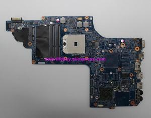 Image 1 - Véritable 682180 001 DDR3 A70M Carte Mère pour Ordinateur Portable Carte Mère pour HP DV6 DV6Z DV6 7000 DV6Z 7000 Série PC Portable