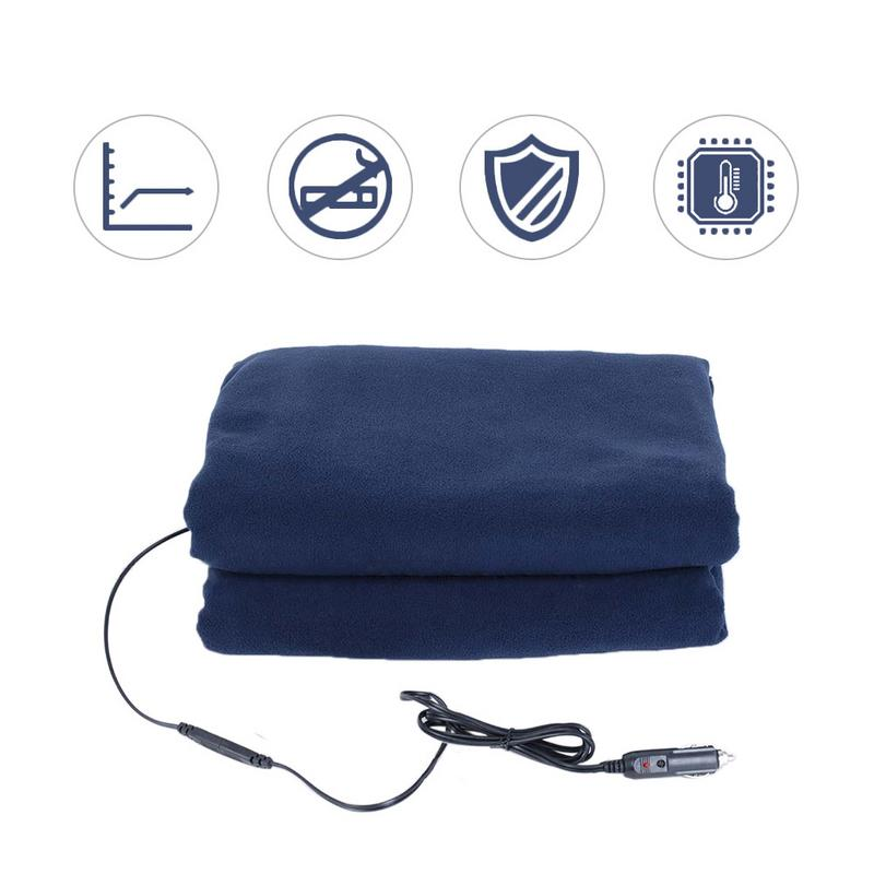 Winter Hot Car Constant Temperature Heating Blanket 12v Electric Automotive Interior Supplies General Purpose In Travel Bed From Automobiles