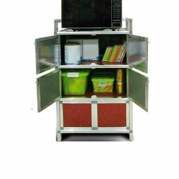 Mobiliario té Dolap Kaplama Aparadores de aleación de aluminio de ...