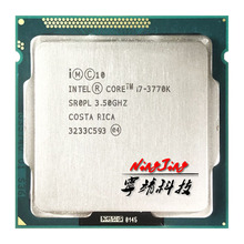 Intel Core i7 3770K i7 3770K 3.5 GHz Quad Core מעבד מעבד 8M 77W LGA 1155