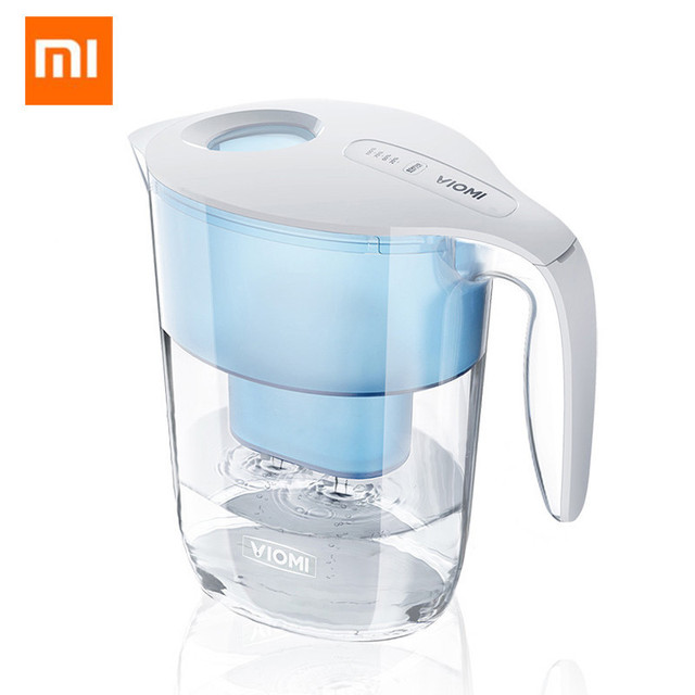 Original Xiaomi mijia Kettle Viomi Super Filter Kettle Ultra Violet Disinfection Seven Heavy Multi Effect Filters