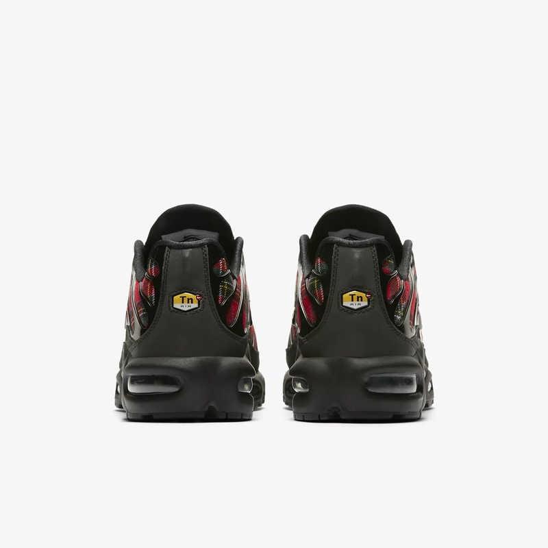 Nike Air Max Plus Tn Se New Arrival Woman Running scarpa Air Cushion scarpa Scotland Red Lattice Outdoor Sneakers #AV9955 001