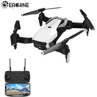 Eachine E511 WIFI FPV 1080P / 720P HD Camera Headless Mode 16Mins Flight Time Foldable RC Drone Quadcopter Upgraded E58 Version