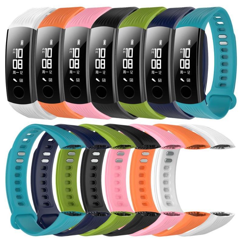 Bracelet de montre en Silicone souple pour Huawei Bracelet de montre Bracelet intelligent remplacement de Bracelet pour Huawei Honor 3 Promotion de Bracelet intelligentBracelet de montre en Silicone souple pour Huawei Bracelet de montre Bracelet intelligent remplacement de Bracelet pour Huawei Honor 3 Promotion de Bracelet intelligent