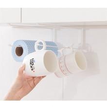 Creative Paper Holder Tissue Towel Rack Hanging