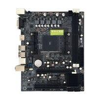 Jia Huayu A88 FM2/FM2+ Motherboard Desktop Computer Motherboard AMD Socket USB2.0 VGA Mainboard Support DDR3
