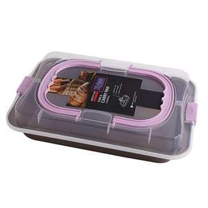 Baking-Tray Oven Non-Stick Carbon-Steel Household Portable Bread-Mould Cake Multifunctional