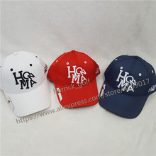 765d7d7f04b New HONMA Golf hat 3colors Sports Baseball cap Outdoor hat new sunscreen  shade sport golf cap